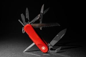 Det finns inget universalverktyg för digitalt samarbete, ingen schweizisk armékniv